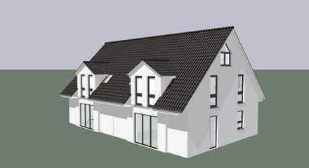 **Neubau einer Doppelhaushälfte in gesuchter Lage von Karow**