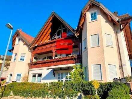 Außergewöhnliche Dachgeschosswohnung in traumhaft schöner Wohnlage