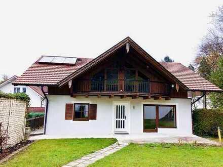 Schönes, geräumiges Haus mit vier Zimmern in Starnberg