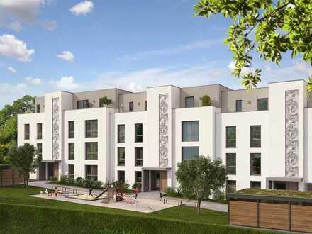 Im Bau: Große 2 Zimmer AVANTUM® Gartenwohnung in Lörrach, Degerfelder Weg