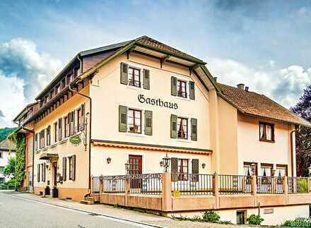 """A&M Commercial - 3-Sterne-Hotel im schönen """"Schönau"""" an der Schweiz-/Französichen Grenze!"""