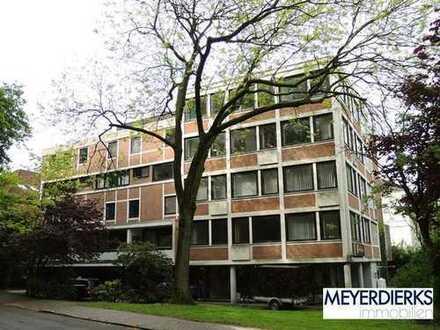 Innenstadt - Gartenstraße: 4-Zimmer-Maisonette-Wohnung in direkter Nähe zur Oldenburger Innenstadt