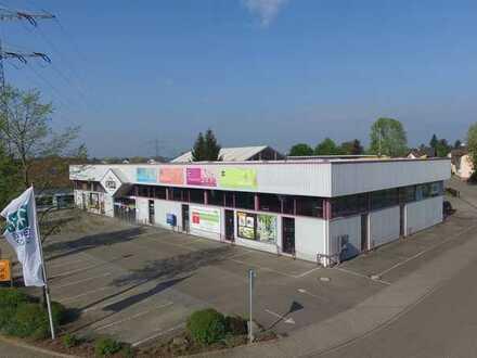 *** Multifunktionales Gewerbeobjekt in TOP-Lage, direkt an der neuen B3 in Sinzheim/Baden-Baden ***