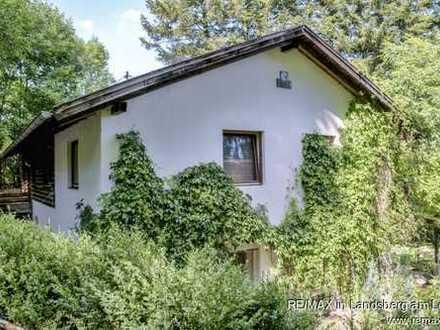 """Auf """"Du und Du"""" mit dem Heiligen Berg: Freistehendes Haus / Baugrund in Andechs"""