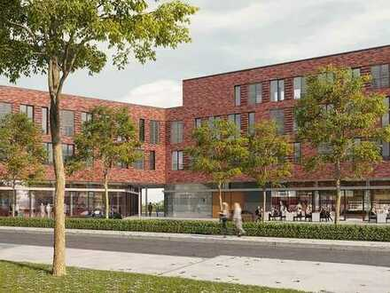 Bezugsfertiger Neubau: Attraktive Gewerbeflächen in Hannover