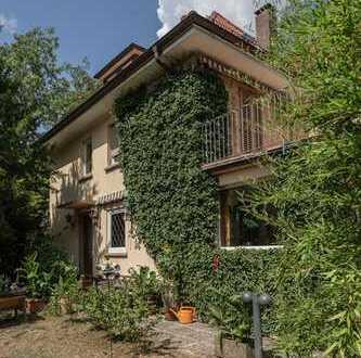 Saniertes 6-Zimmer-Einfamilienhaus mit EBK in Bessungen, Darmstadt