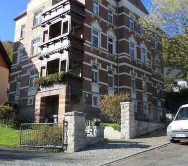 Schöne 2-Zimmer-Erdgeschoßwohnung in ruhiger Stadtrandlage in Aue