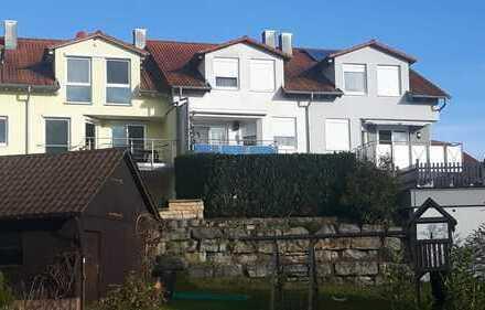 Traumhafte Aussichten - 5,5 Zimmer Reihenhaus in Ingersheim