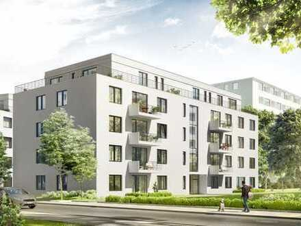 DUO NOVO: Eine moderne Wohnanlage mit grünem Plus