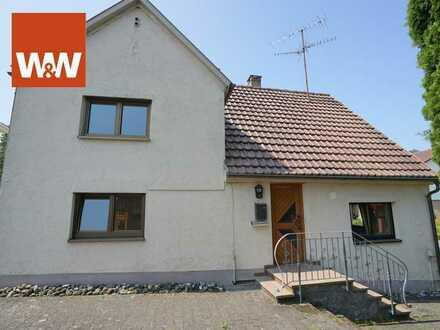 Kleines Haus in Ortsrandlage zum Preis einer Wohnung!