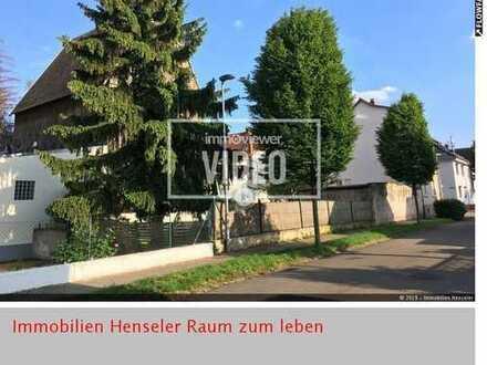 Baureifes Grundstück in ruhiger Lage * für 1 EFH * in Heddesheim mit Baugenehmigung *