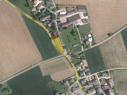 Baugrundstück für EFH mit großem Garten in ruhiger Lage