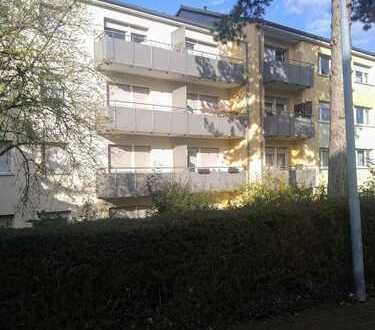Helle, ruhig aber zentral gelegen 3-Zi-Kü-Bad-Wohnung im RNK, Heddesheim