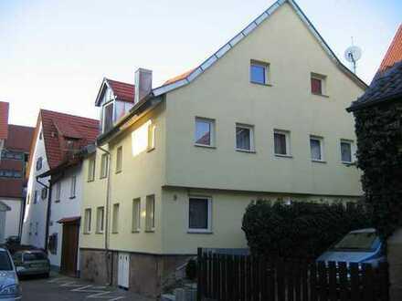 Mehrfamilienhaus im Zentrum von Leonberg,ruhige Lage