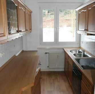 gemütliche 2-Raumwohnung mit Einbauküche