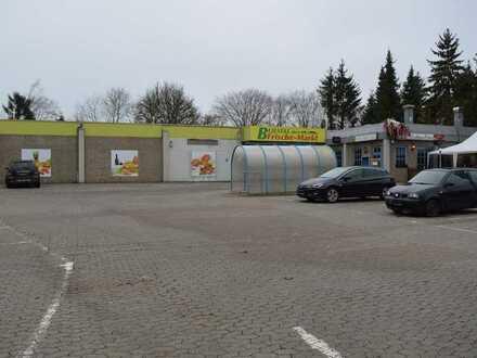 Komplett eingerichteter Supermarkt zum Kauf in Gersheim