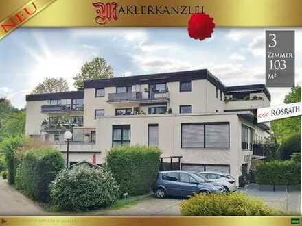 +++ NEU +++ 115m² Wohnung über 2 Ebenen (EG + Souterrain); frei ab sofort!