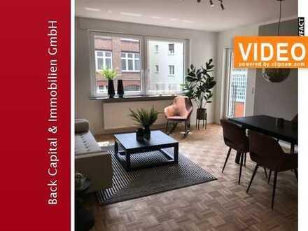 Kapitalanlage, Neu sanierte Dreizimmerwohnung in der Mannheimer Oststadt