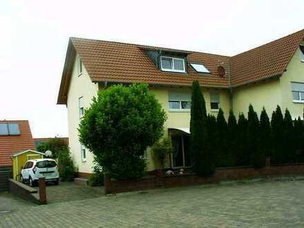 Nähe Grünstadt/Hettenleidelheim Doppelhaushälfte gepflegt, ruhig, Garten