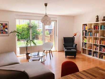 Nachmieter gesucht: Mannheim-Neuhermsheim Kinderfreundliches 6-Zimmer Reihenhaus