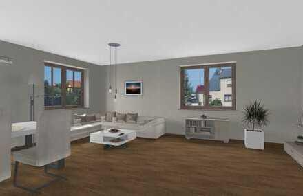 massiv gemauert - Wohnung C3