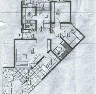 Ruhige 4 1/2 Zimmer EG- Wohnung, 5 Gehmin. zur Stadtbahn