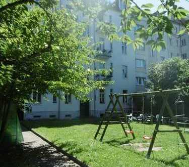 Dresden-Striesen: !Provisionsfrei! - 5 Zi - VERMIETET - Im Dachgeschoss mit 2,5% Rendite