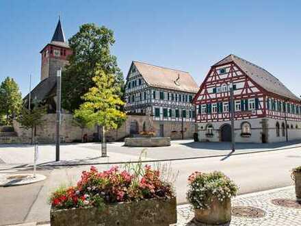 REIHENMITTELHAUS in Winterbach - bezahlbares Wohnen in BAUGEMEINSCHAFT