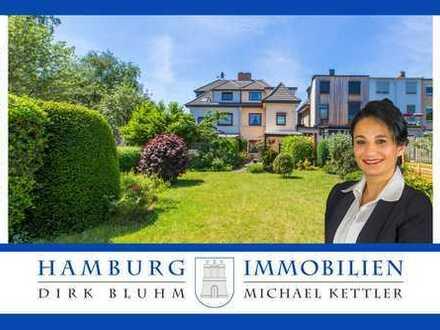 Großzügiges 6 Zimmer Mittelreihenhaus mit 148 m² in 22047 Hamburg-Tonndorf