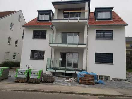 Neuwertige 3-Raum-Wohnung mit Balkon in Erbach
