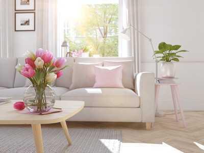 Gartenanteil & Terrasse - Großzügige Erdgeschosswohnung