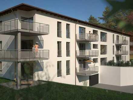 Einheit 10: 2-Zimmer Wohnung mit Balkon