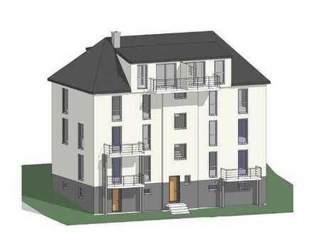 Erstbezug nach Sanierung: hochwertige 4-Zimmer-Maisonette Wohnung - Fußbodenheizung mit Balkon