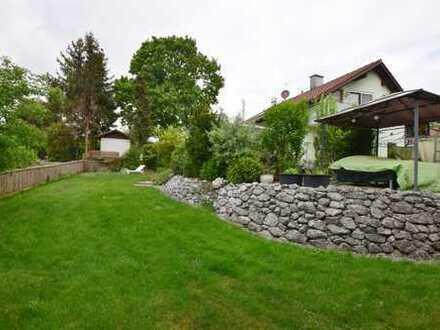 PROVISIONSFREI - Einfamilienhaus für Gartenliebhaber in ruhiger Randlage