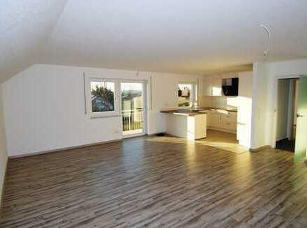Neubauwohnung Erstvermietung: 4 Zimmer mit Balkon und Stellplatz