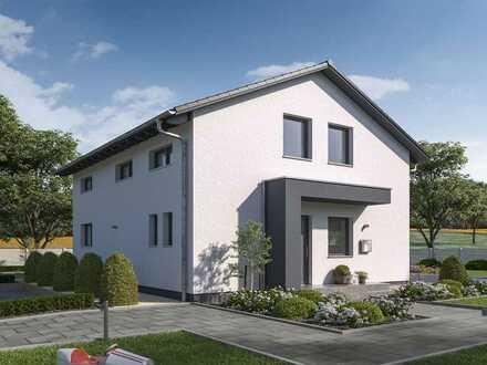 Modernes Einfamilienhaus mit Waldrandlage
