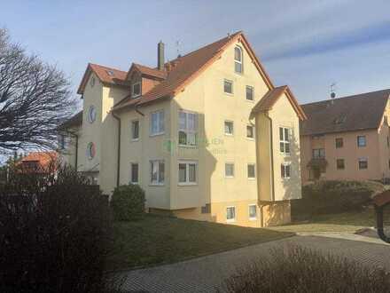 3-Raum-Eigentumswohnung mit Balkon und PKW-Stellplatz in guter Wohnlage von Doberschau zu verkaufen.