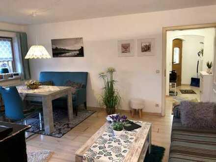 Zentrale & ruhige Erdgeschoss Wohnung mit Garten im schönen Oberstdorf
