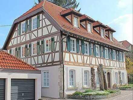 Charmante Wohnung mit Garten in toller Aussichtslage!