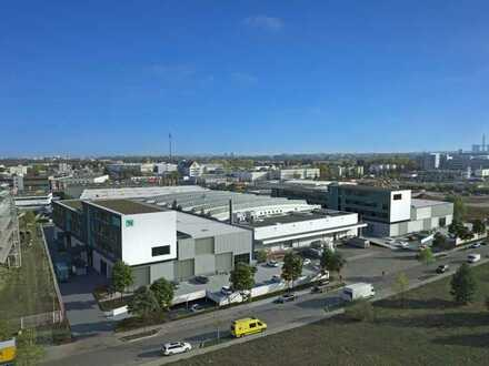 WEST'N Gewerbe im Westen Nürnbergs - Neubau Produktions-/Lager-/Logistik- und Büroflächen