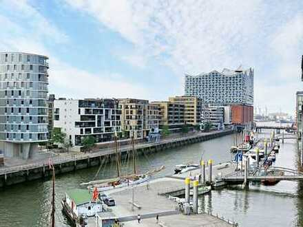 Traumwohnung direkt am historischen Hafen mit Blick auf die Elbphilharmonie