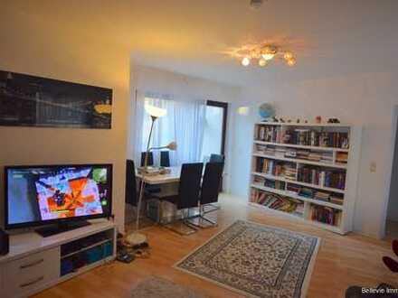 Sehr gepflegte 3,5-Zimmer-Wohnung mit 2 Balkonen in zentraler Lage - auch ideal als Kapitalanlage!