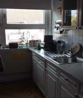 schöne 3-Zimmerwohnung mit Einbauküche