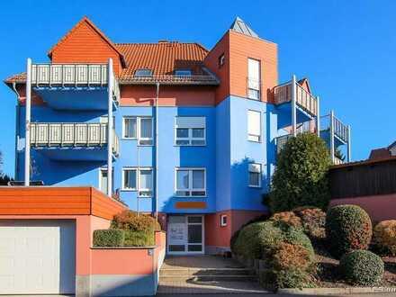 Attraktive 2- Zimmer Eigentumswohnung in Lommatzsch für Eigennutzer oder Kapitalanleger