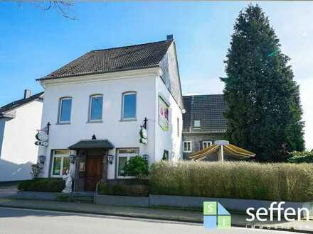 Provisionsfrei - Faktor 15 - 2 kernsanierte Wohnungen + Restaurant + Pächterwohnung