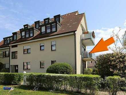 Sonnige 2-Zimmerwohnung in der Reutlinger Oststadt