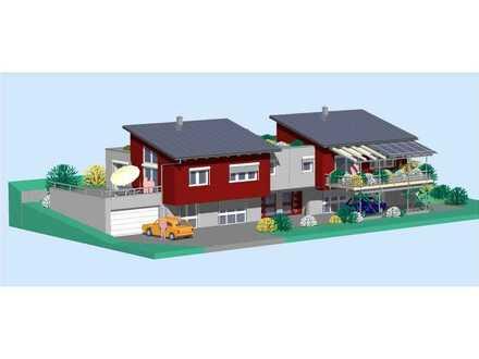 Schöne Doppelhaushälfte mit sechs Zimmern in Haiterbach