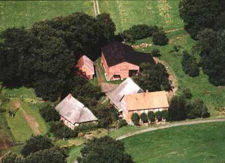 Schöner Bauernhof, Haus mit fünf Zimmern in Prignitz (Kreis), Lenzerwische