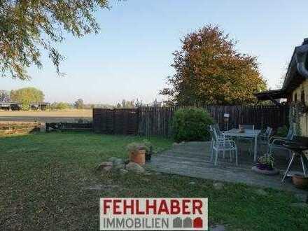 Große Doppelhaushälfte mit Garten bei Greifswald