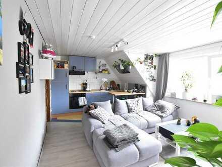 Kleine, gemütliche 2 Zimmer- Wohnung im Zentrum von Mering